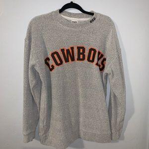 Victoria's Secret PINK Oklahoma State Sweatshirt